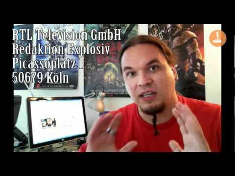 Aufruf an Deutschlands Gamer - Schickt RTL eure verschwitzten T-Shirts