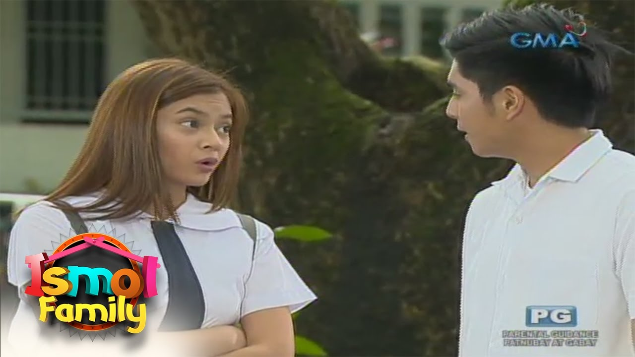 Ismol Family: Si Nathan may secret admirer?