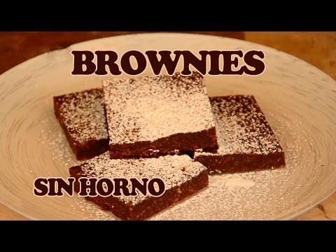 BROWNIES SIN HORNO CON 2 INGREDIENTES | RECETA FACIL PARA HACER BROWNIES | MUSAS