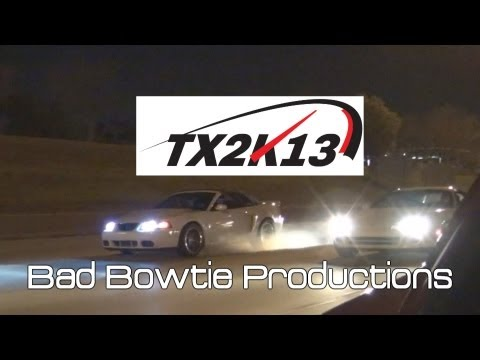 TX2K13 Racing-  3Dx Evo, TT 402 C6, Beans DSM, Whipple Cobra, 67mm Supra, TT Cobra and some STi