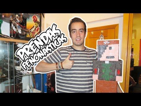 PRENDAS FENONÁSTICAS! - VLOG (Especial)