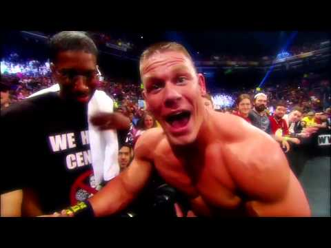 Wwe - John Cena Official Theme Song 2014 (neon Green Version) (hd) video