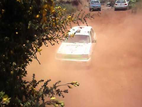 XV Rally Isla Verde  Carlos Hdez Hdez - Rubén Feliciano Hdez Susuki Swift 1.3