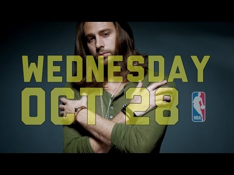 NBA Daily Show: Oct. 28 - The Starters