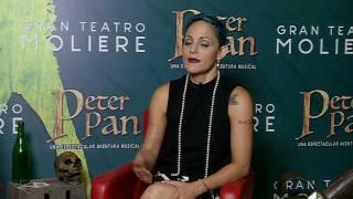 Matilde Obregón y Lola Cortés