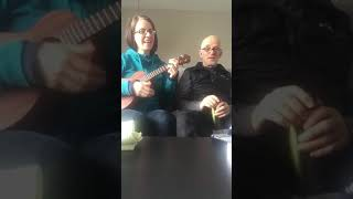 Song - Gave My Love A Cherry: Gramps & Auntie Erin