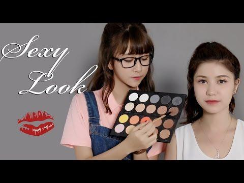 Makeup W Qa #1  X An Japan : Sexy Look ! video