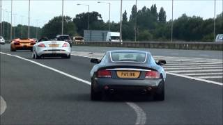 6mins 30 of Pure Supercar Acceleration Sounds! Zonda, Enzos, Aventador etc