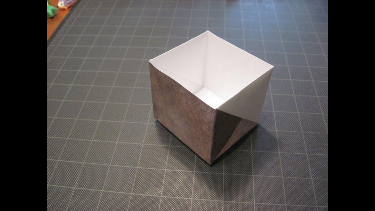1 Sheet Origami Box 2982218