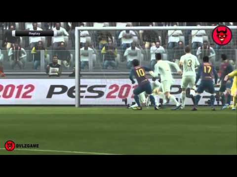 DvLZGaME Reviews - PES 2012 Full Review   مراجعة لعبة برو ايفلوشن 12