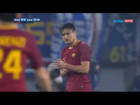 Serie A 22. Hafta I Roma 0-1 Sampdoria Maç Özeti