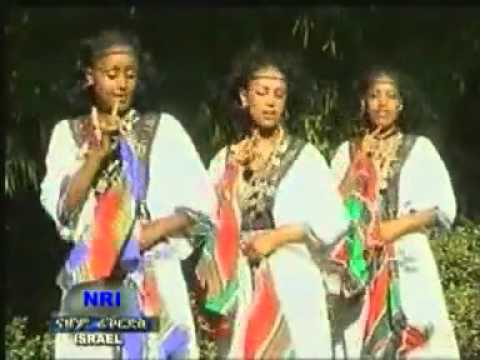 Traditional Amharic Music- Tesifaye Wobe- Kemelaye video