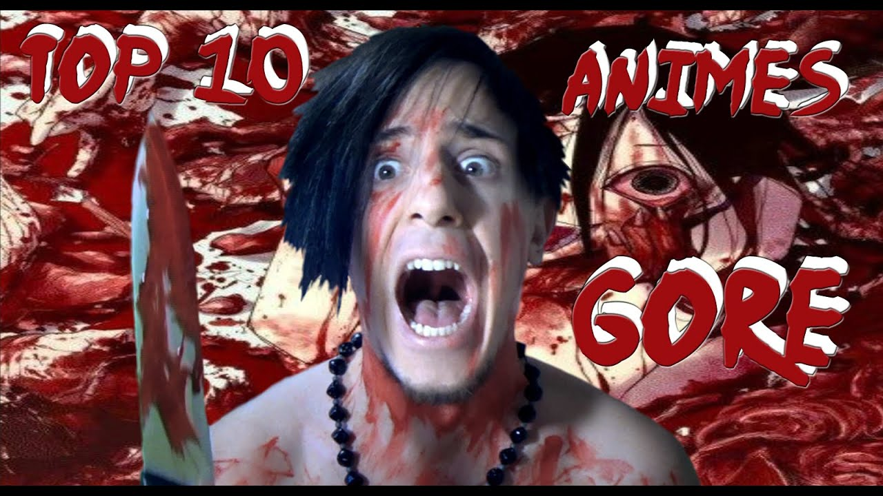 Top 10 animes mas gore youtube for Imagenes de anime gore