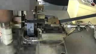 No3 nylon zipper Auto Film Welding Machine