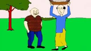 bangla funny kartoon video