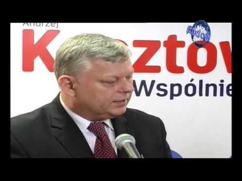 Jarosław Kaczyński W Radomiu - Konferencja Prasowa