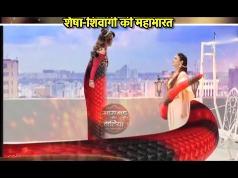 Shivanya and Shresha's faceoff in Naagin thumbnail