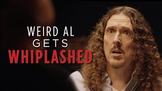 Weird Al Gets Whiplashed
