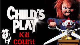 Child's Play (88) Kill Count