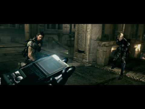 Resident Evil 5 Chapter 5-3 Professional Wesker & Jill part
