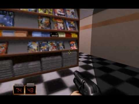 Duke Nukem 3D - 26 The Birth - Shop-N-Bag