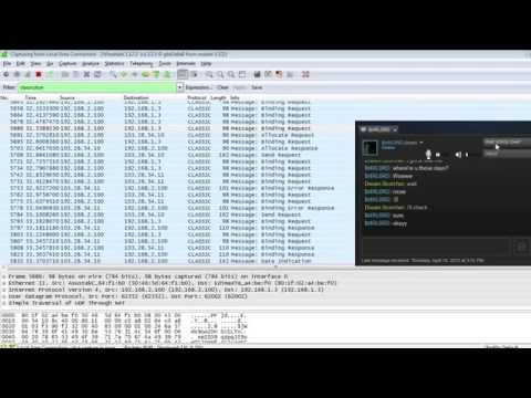 How to get anyone's IP and track their location using Wireshark on Steam, Skype, Teamspeak!