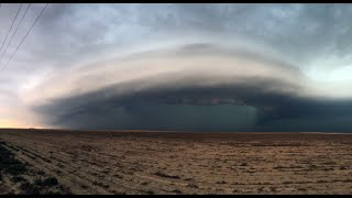 Incredible Supercells in Southeast CO/Southwest KS - May 24, 2015