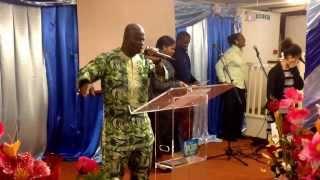 Prophetic Prayer 2014_By Pastor Joseph Oge