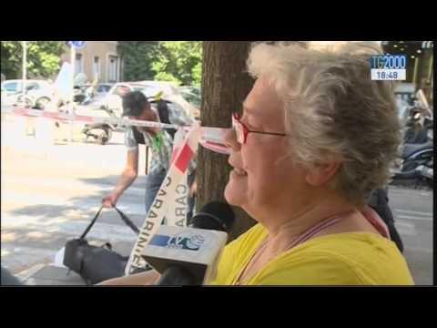 Roma, il giorno dopo l'omicidio del gioielliere nel quartiere Prati
