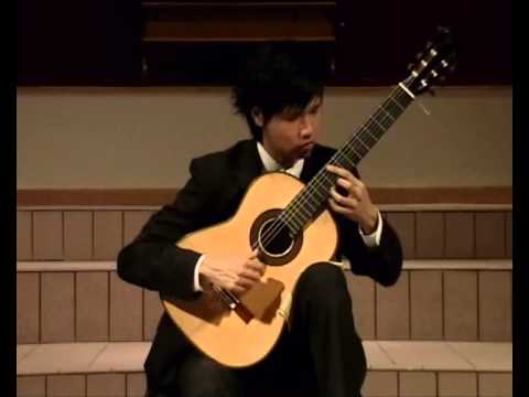 Julio Sagreas: El Colibri (The Humming Bird) - Kenny Chan, guitar