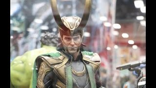 SDCC 2015: Loki Premium Format by Sideshow collectibles