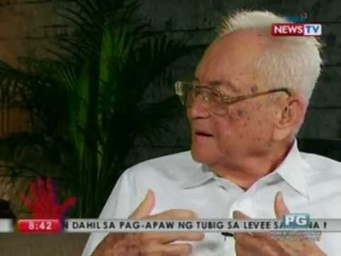 Bawal ang Pasaway: Mareng Winnie interviews 5th richest Pinoy, billionaire David Consunji