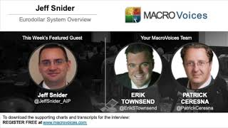 Jeff Snider: Eurodollar System Overview