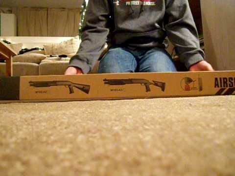 Golden Arrows M183A3 Airsoft Shotgun