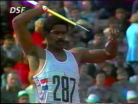 Daley Thompson - Olympic Decathlon 1980