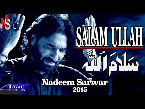 Nadeem Sarwar | Salam Ullah (farsi) | 2014 video