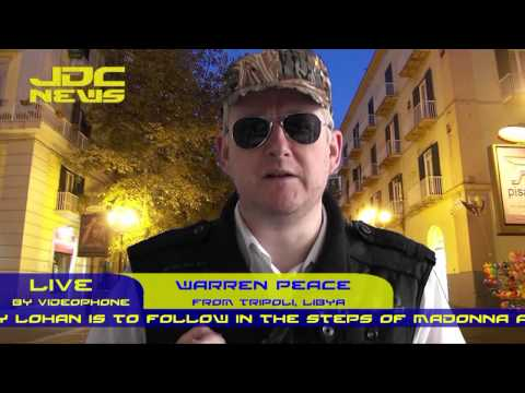 Libya - Warren Peace Reporting - part 1 (JDC News ep1-002)