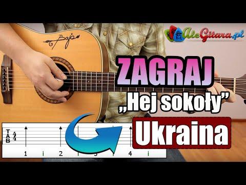 Jak zagrać na gitarze: Ukraina (Hej sokoły) | AleGitara.pl
