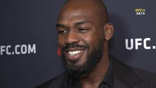 "Jon Jones ""humbled"" by close win over Thiago Santos 