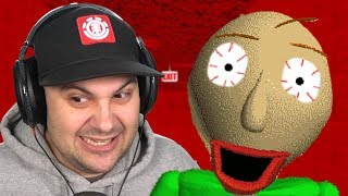 BALDI WENT ABSOLUTELY CRAZY AND SO HAVE I! | Baldi's Basics Mod Gameplay