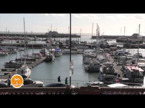 Two Bedroom Beachside Apartment with Harbour Views - Ramsgate, Kent