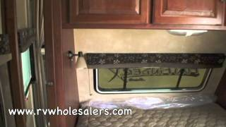 2012 Fun Finder X X-244RBS Travel Trailer Camper at RVWholesalers.com 022520 - Pebble Beach
