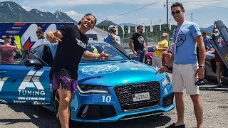 Onelife Rally with Vitalyzdtv in his Audi RS7