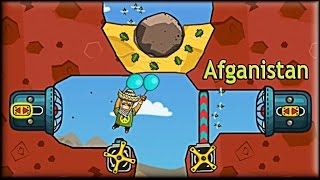 Amigo Pancho: Afghanistan Walkthrough (mobile game version)
