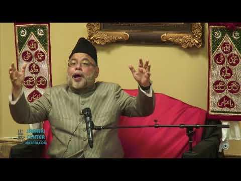 8th Shaban 2018   Maulana Sadiq Hasan