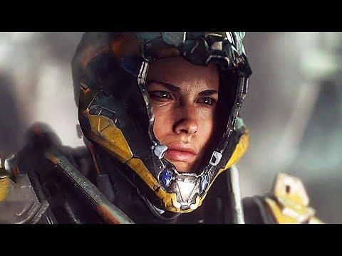 ANTHEM Gameplay (E3 2017) 4K