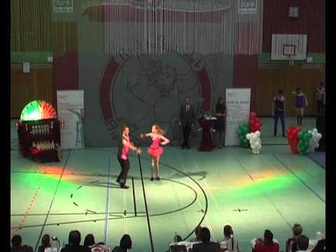 Marieke Speck & Max Ickenstein - Landesmeisterschaft NRW 2013