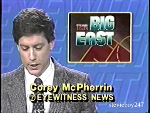 WABC-TV New York - Eyewitness News at 6PM (March 7th, 1986)