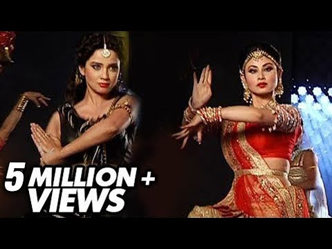 Shivanya & Sesha Dance On Puranmasi Night | Naagin thumbnail