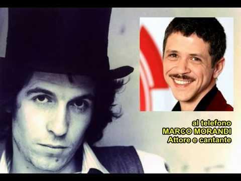 MARCO MORANDI spiega il perchè di questa sua passione per la musica di Rino Gaetano
